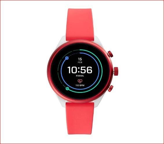 Get 44% OFF - Fossil Sport Smart watch (41mm)