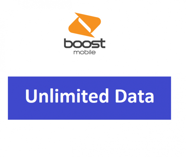 Save with Boost Mobile Unlimited Data Plan - 4 Lines $120/Month