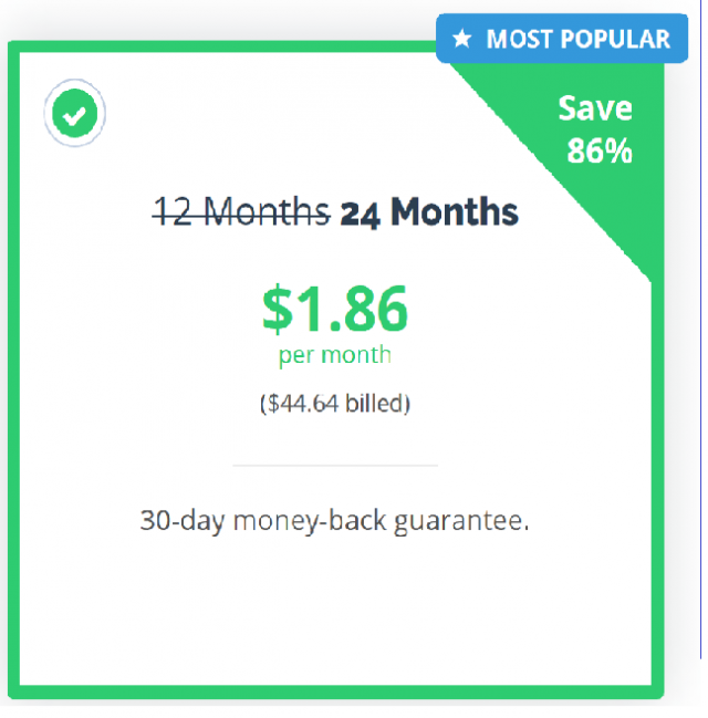 PrivateVPN Special Deal - 12 Months + 12 Months extra and Save 86%!