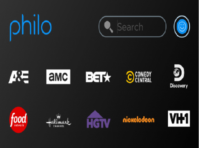 Philo Live & on-demand TV 7-day free trial