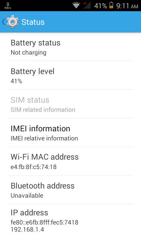 How to know IMEI number of any android phone