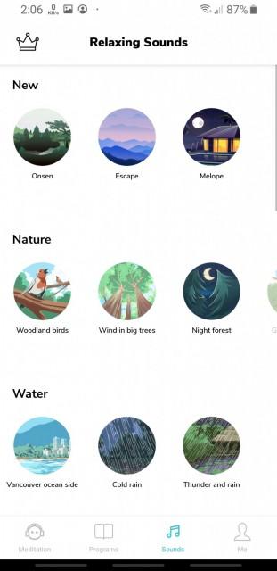 Mindfulness with Petit BamBou App  Mindfulness Meditation & Sleep