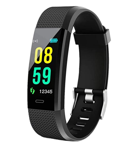 Get 30% OFF - ShopAIS ID115 Plus V5.0 Bluetooth Fitness Band Smart Watch Tracker