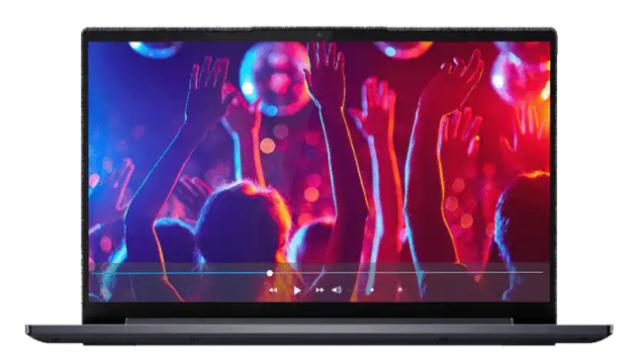 29% OFF - Lenovo Yoga Slim 7 14IIL05 Laptop (82A100ECIN)