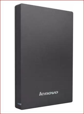 Get 20% OFF - Lenovo 1 TB External Hard Disk Drive (Grey)