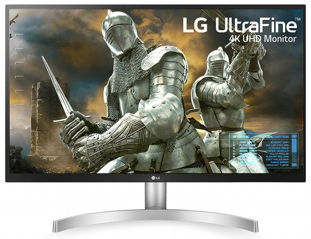 Save 36% on LG Ulrafine 27Inch Gaming Monitor