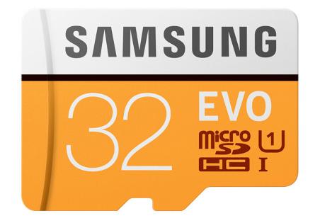 Save ₹650 on Samsung 32 GB Memory Card