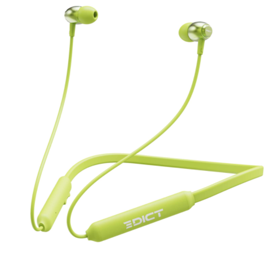 SAVE UP TO 68%  - EDICT by boAt EWE02 in-Ear Wireless Neckband