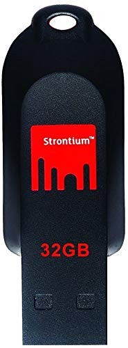 59% OFF - Strontium Pollex 32GB Flash Drive (Black and Red)