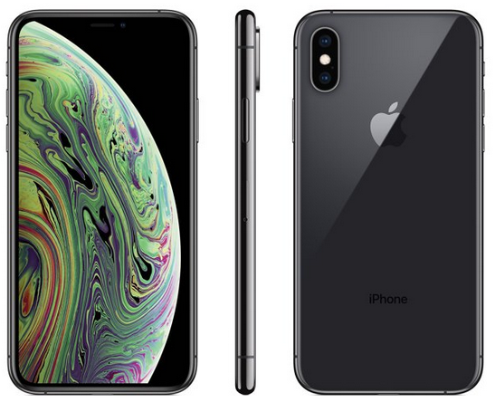 Straight Talk Apple iPhone XS w/64GB