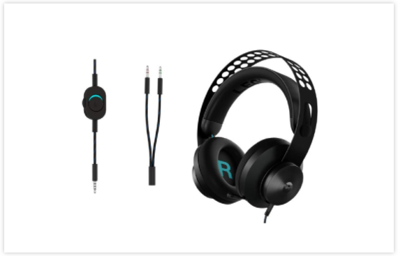 Save Rs. 4861 on Lenovo Gaming Headphone (GXD0T69863 H300)
