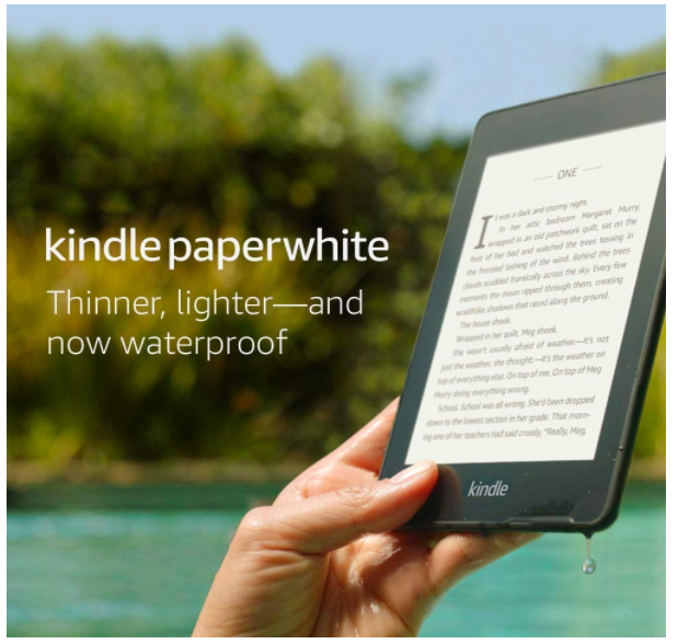 Save Rs. 2,200 on Kindle Paperwhite (10th Gen) (Certified Refurbished)