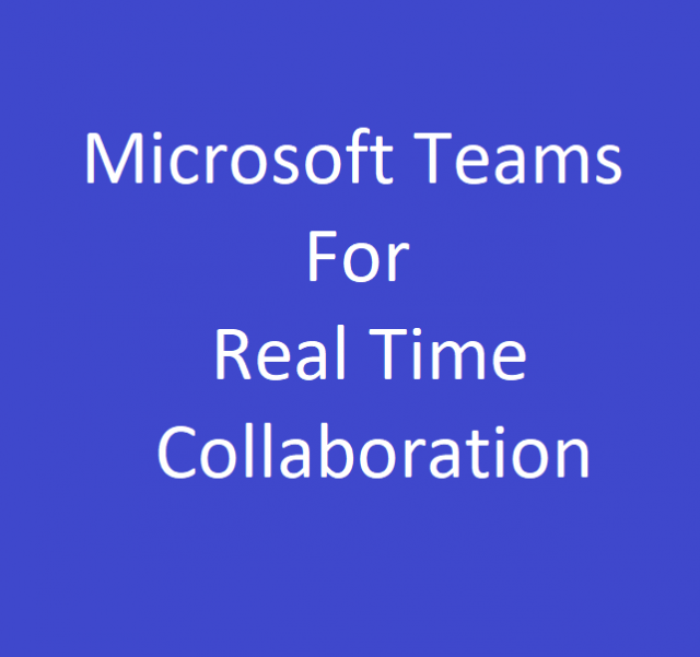Get FREE version of Microsoft Teams for team collaboration