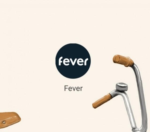 Fever App  (Discover, Book, Enjoy)