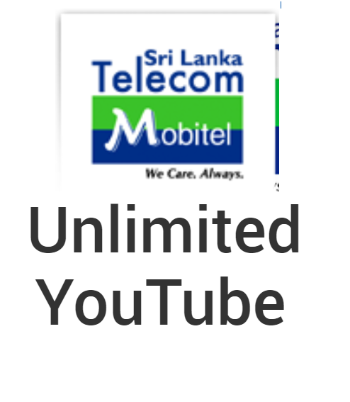 Mobitel offers Unlimited Youtube Plan just for Rs.249