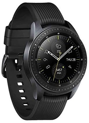 $23 Discount On Samsung Galaxy Smartwatch (42mm ,Renewed)