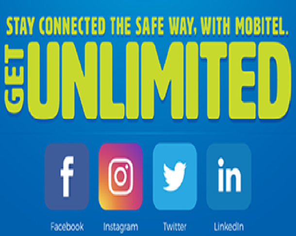 Mobitel offers Social Networking Unlimited Plan