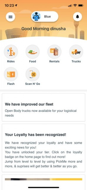 PickMe SriLanka App  Ride-Hailing, Food Delivery & Logistics in Sri Lanka