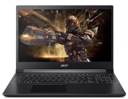26% OFF - Acer Aspire 7 Core i5 9th Gen Gaming Laptop