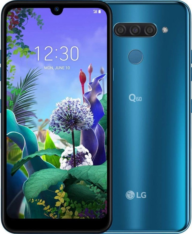 Save ₹ 2,688 on LG Q60 Smartphone Moroccan Blue (64 GB and 3 GB RAM)