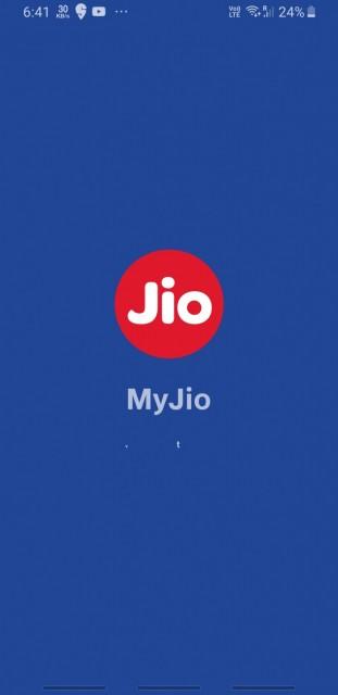 MyJio App  For Everything Jio