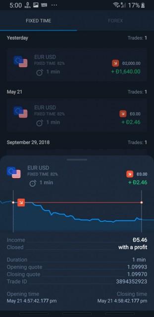 Olymp Trade App  Mobile Trading