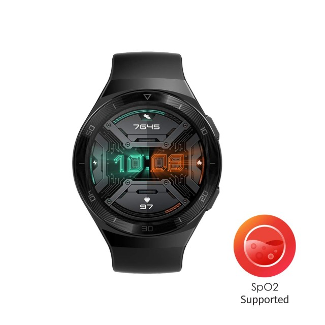 Save ₹8,000 on Huawei GT 2e Sport Smartwatch (Black)