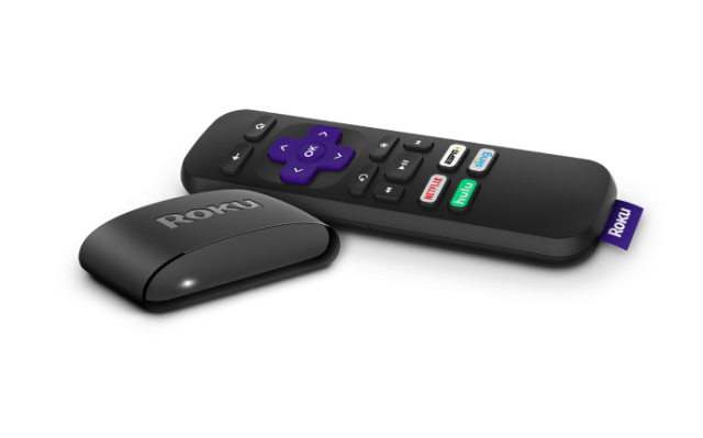 Save $5 Roku Express Streaming Device