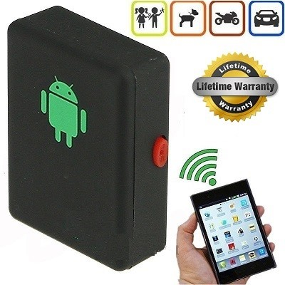 50% OFF - Mini GPS Tracker with SOS Button and Theft Protection Features
