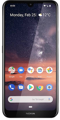 Save Rs. ₹1,770 on Nokia 3.2 Smartphone (16 GB internal storage and 2 GB RAM)