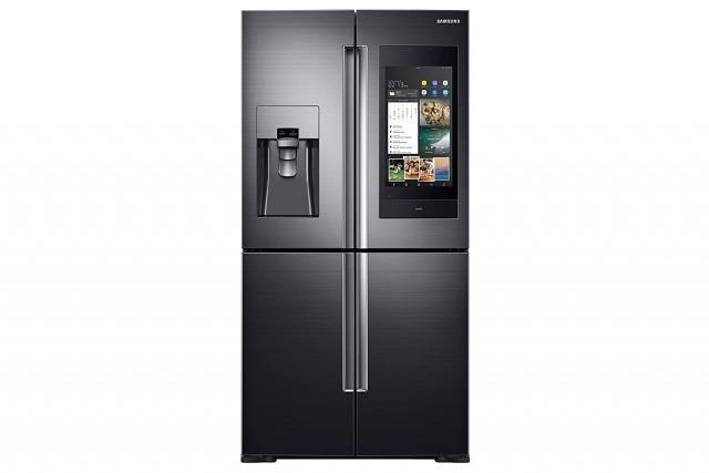 22% OFF - Samsung RF28N9780SG/TL Frost Free Side by Side Smart Refrigerator (810 Liters)