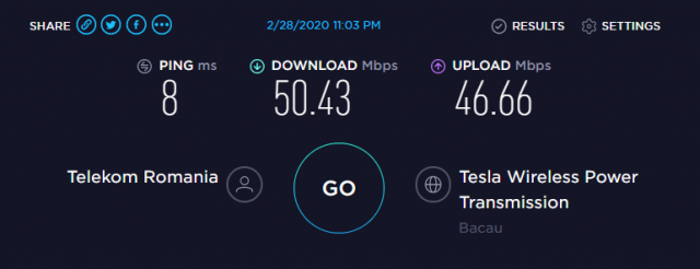 Telekom Romania Internet L at Iasi, Iasi, Romania