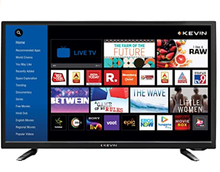 Get 48% OFF  - TCL 80 cm (32 inches) HD Ready Certified Android Smart LED TV 32P30S (Black)