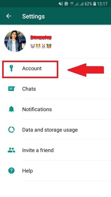 Whatsapp profile picture privacy