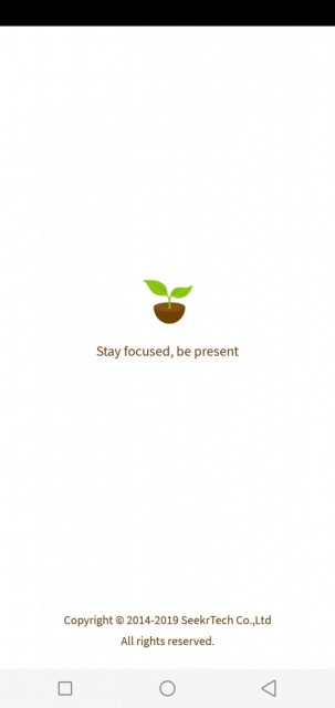 Forest: Stay Focused App