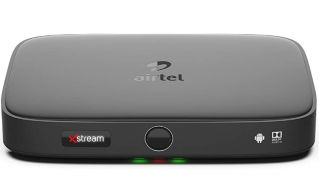 Save ₹ 1,001 on Airtel Xstream Box with 1 Month HD Sports Pack