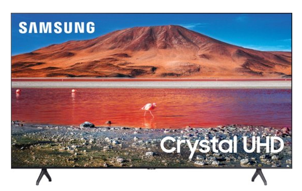 "Save $50 On Samsung 65"" Class 7 Series 4K UHD Smart  TV with HDR"