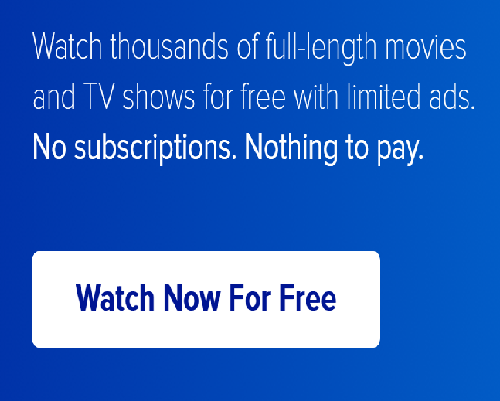 Vudu - Watch thousands of full-length movies and TV shows for free