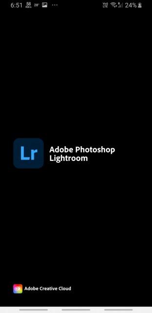 Adobe Lightroom App  Photo Editor & Pro Camera