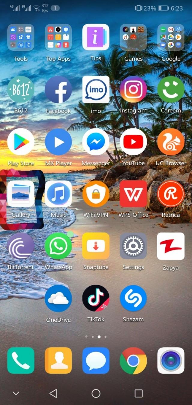 Koka Emoji Keyboard on Android