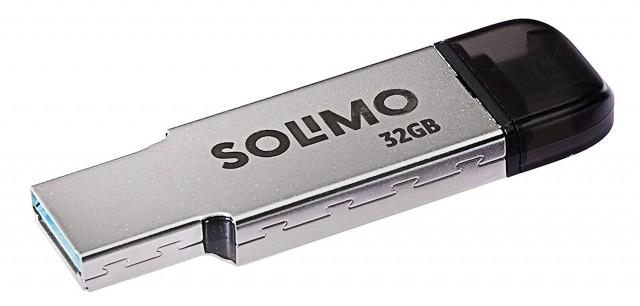 39% OFF - Amazon Brand - Solimo SwiftTransfer 32GB Pen drive