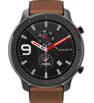 43% OFF - Huami Amazfit GTR 47MM Smart Watch