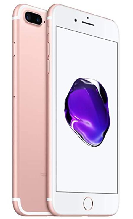 Save ₹ 2,901 on Apple iPhone 7 Plus (32GB) - Rose Gold