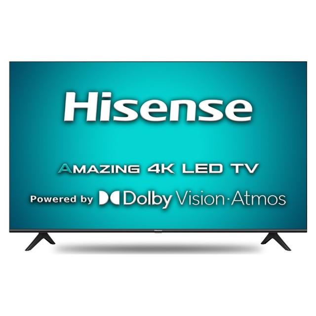 28% OFF - Hisense 139 cm and 55-inch Ultra HD 4K LED Smart TV (55A71F)