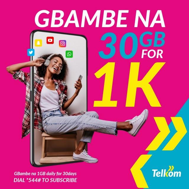 Telkom affordable monthly bundles in Kenya