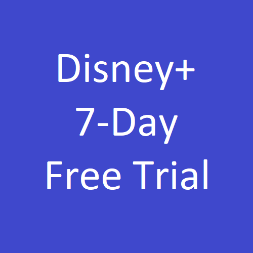 Disney Plus 7-day free trial - Save with annual subscription
