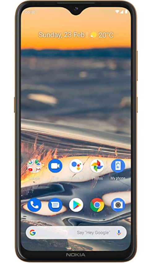 15% OFF - Nokia 5.3 Android One Smartphone (6GB RAM and 64GB Storage)