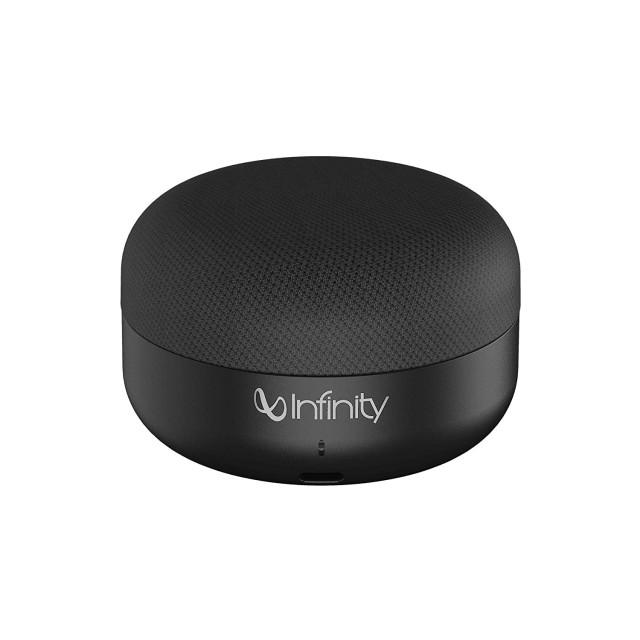 Save ₹1,200 on Infinity Fuze Pint Deep Bass Wireless Portable Speaker (Black)